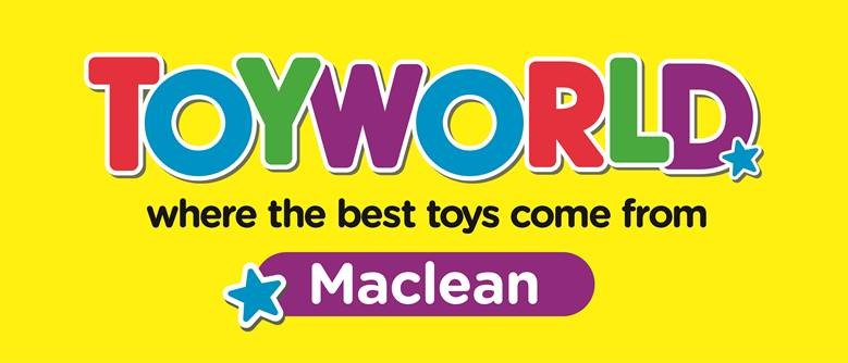 Toyworld Maclean Logo